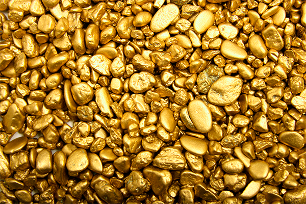Wie wird Gold gefördert