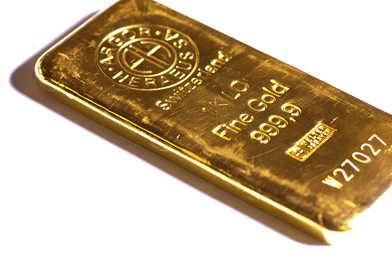 Goldpreisanstieg