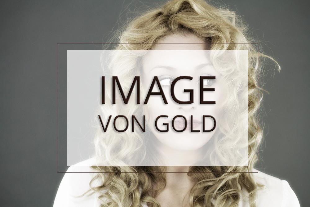 Image von Gold